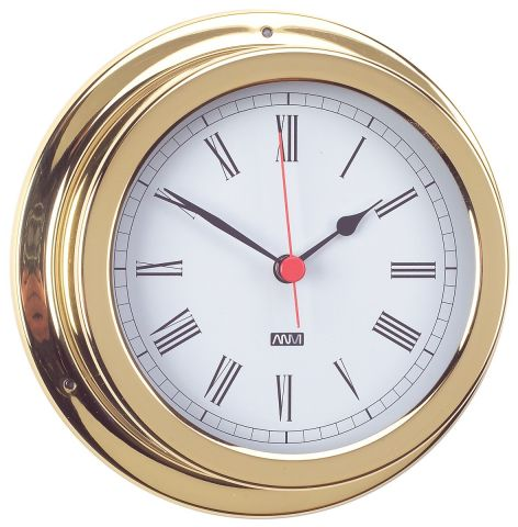 Clock - 120mm  Face  Diameter