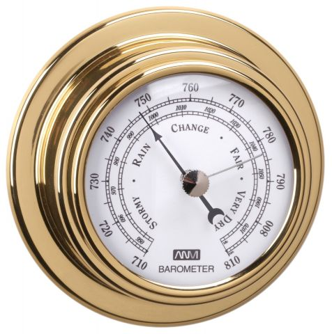 Barometer 120mm  Face  Diameter