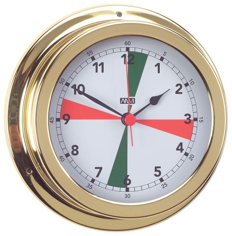 Clock - 120mm Face Diameter Radio Room