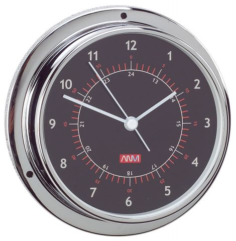Clock - 95mm  Face  Diameter