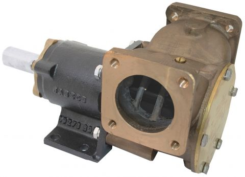Heavy Duty Composite Pumps - Flanged  Ports 2""
