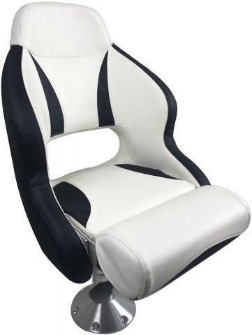 """""""Admiral"""" Compact Flip-Up Helmsman Seats"""