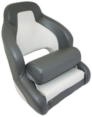 ADMIRAL Compact Flip-Up Helmsman Seats