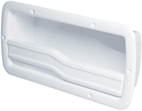 Recessed Side Mount Container