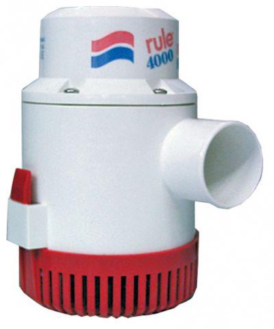 Rule 4000 Bilge Pumps
