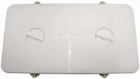 Waterproof Deckplate - Rectangular