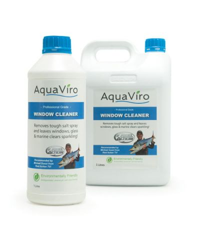 Aquaviro Professional Clears & Glass Cleaner