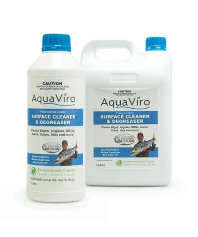 Aquaviro Surface Cleaner & Degreaser