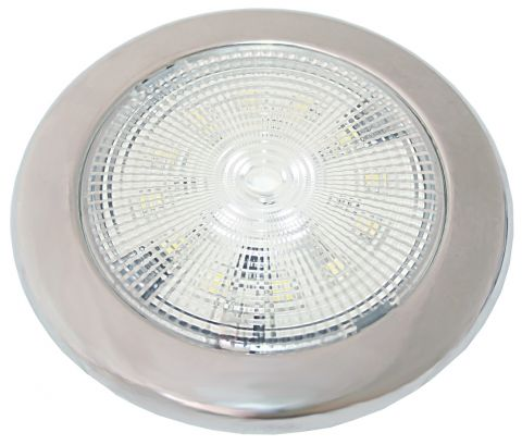 LED  Interior  Lights - Slimline  Stainless