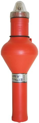 SOLAS  Lifebuoy  Light  -  Traditional  Bulb  Style