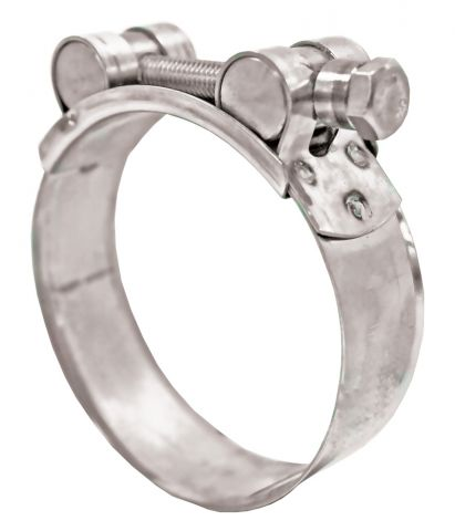 T Bolt  Stainless  Hose  Clamps