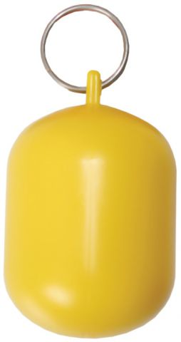 Floating  Key  Rings Yellow