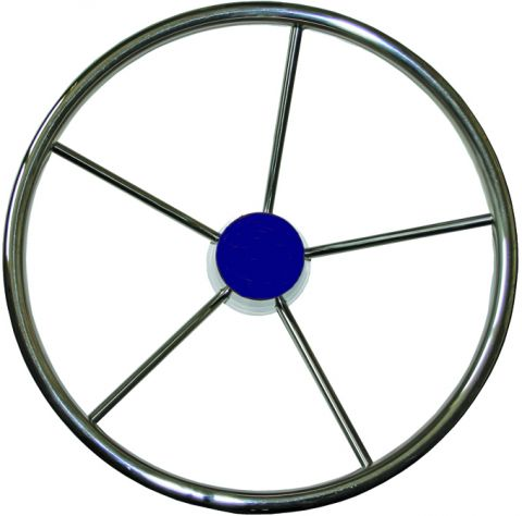 Stainless Powerboat Wheels