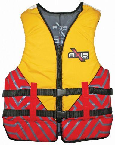 L50  AquaSport Mk2  Vests