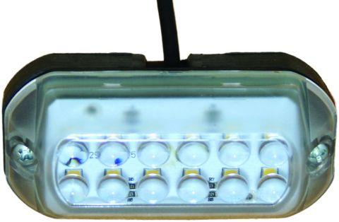 LED  Underwater  Lights - 2.4  Watt