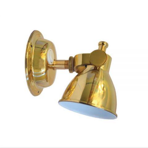 Brass  Bunk  Lights